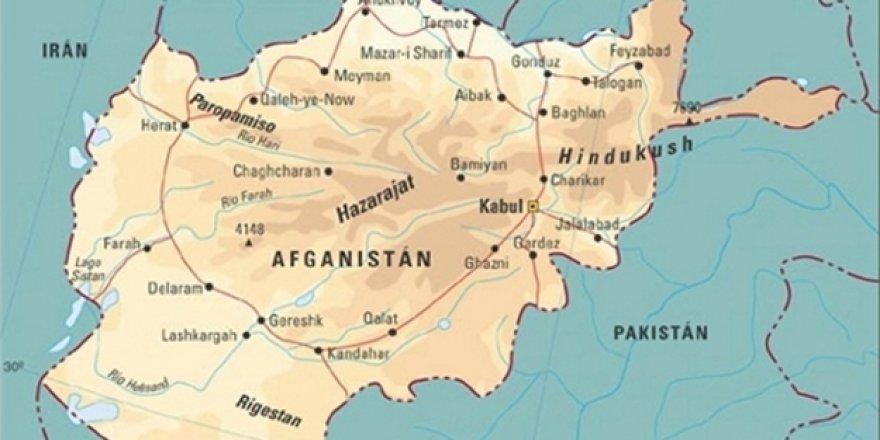 Taliban o kenti kuşattı