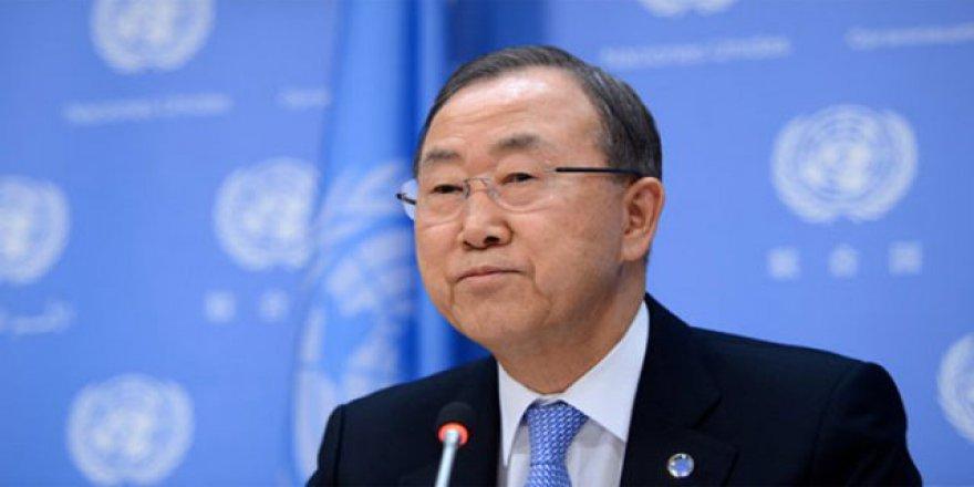 Ban Ki-mun: Gelin Nükleer Silahları Bırakalım