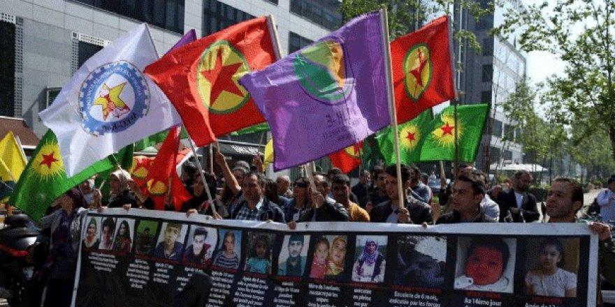 Avrupa'da PKK'nın yayın organına şok!