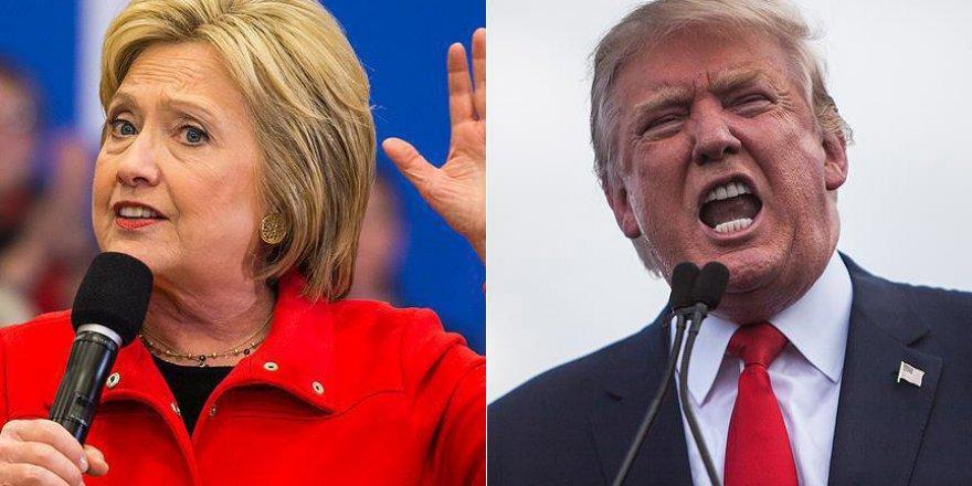 Clinton, Trump Karşısında farkı açtı