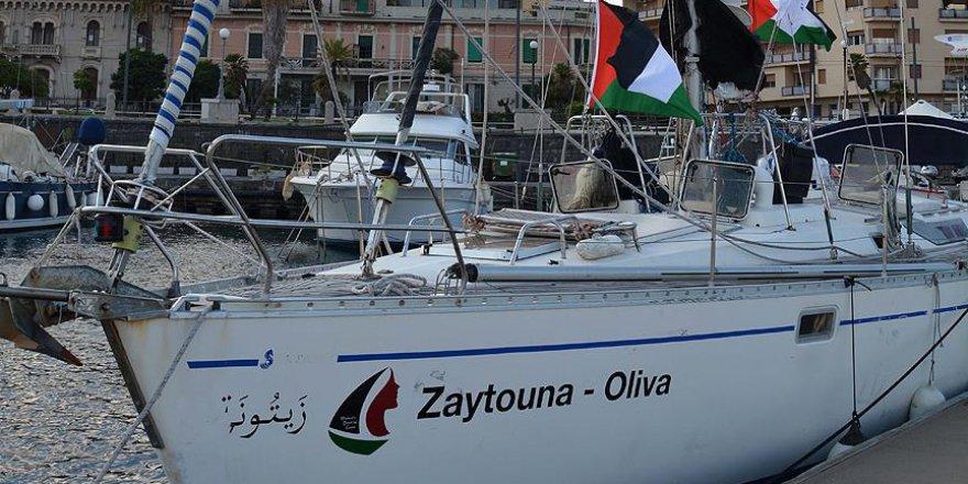 Özgürlük Filosu Gazze'ye tek gemiyle gidecek