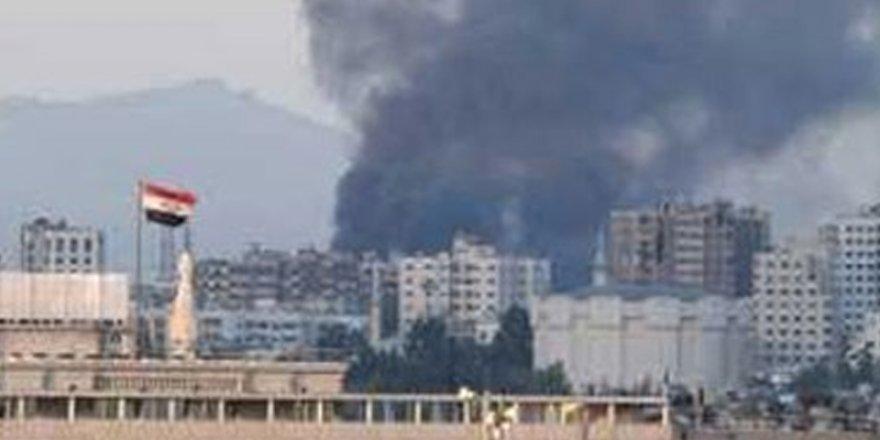 Rusya'nın Şam Büyükelçiliğine saldırı
