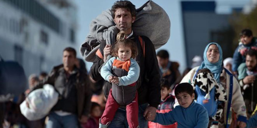 Mültecilerin çoğu 10 ülkede, zenginler kayıp