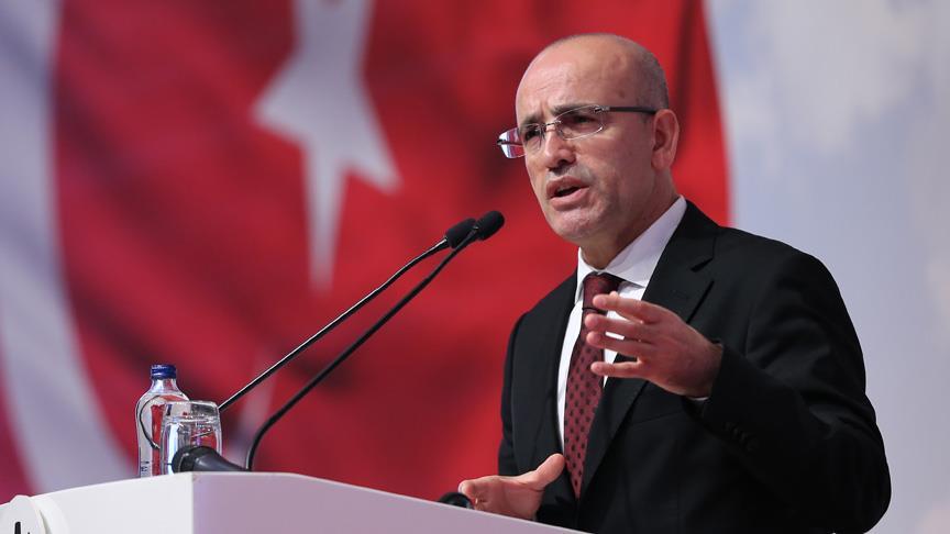 Başbakan Yardımcısı Şimşek, ABD'ye gidiyor