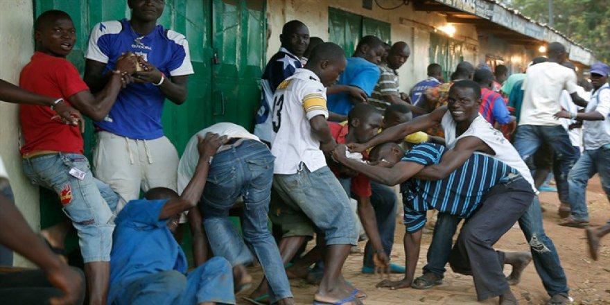 Orta Afrika'da Müslümanlara çirkin saldırı