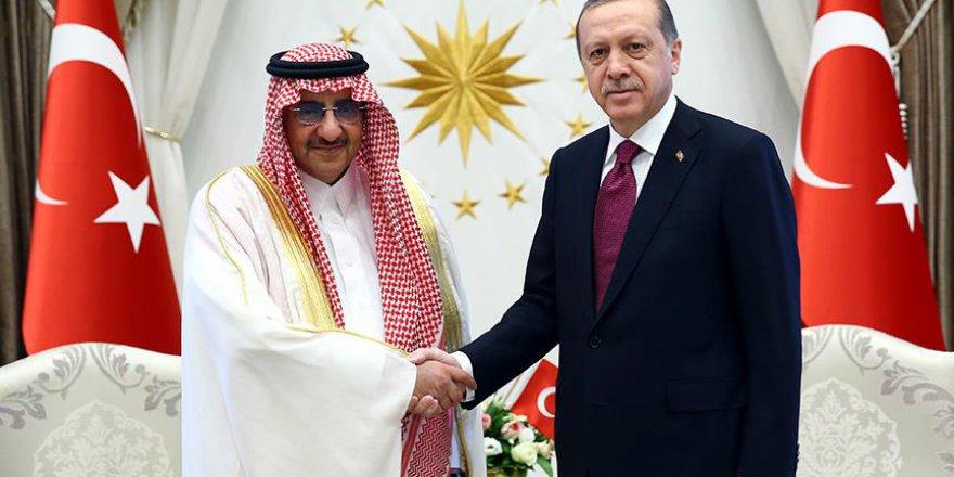 ABD'nin haksız 11 Eylül ithamına karşı Türk-Suudi Arabistan ittifakı