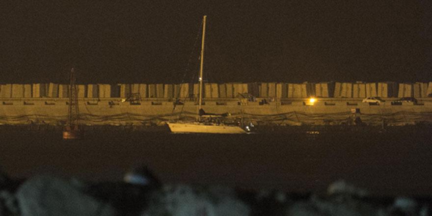 Denizi kirleten gemiye 70 bin lira ceza