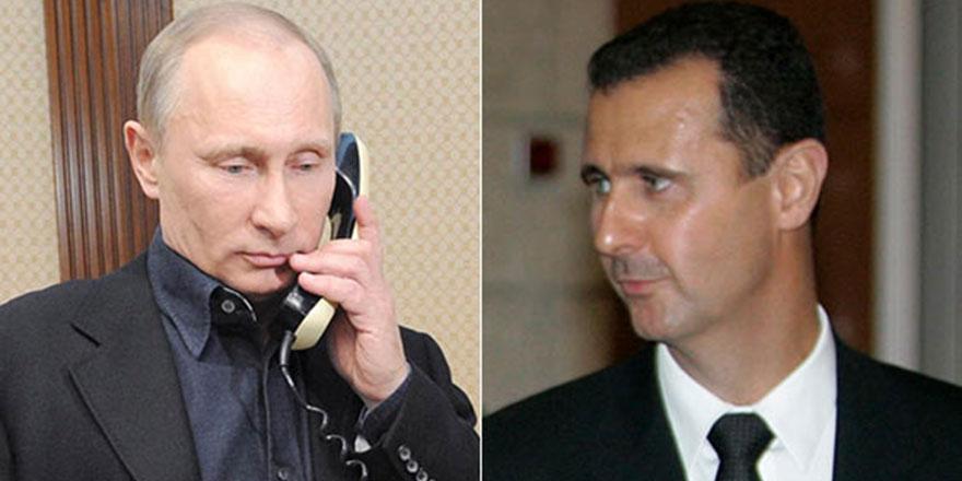 Esed ile Putin insanlıktan giderek uzaklaşıyor