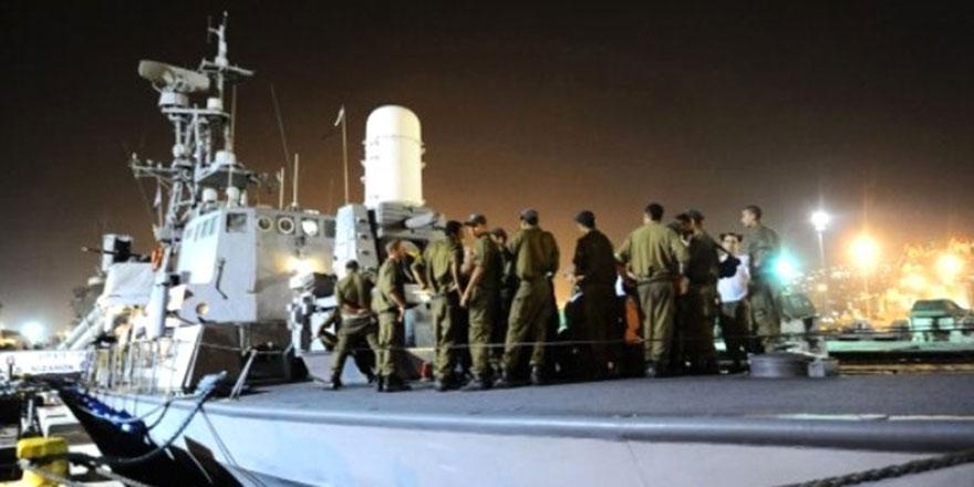 Özgürlük Filosu: İsrail karşısında pes etmeyeceğiz