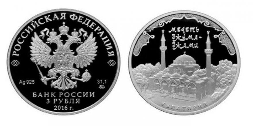 Rus parasında Mimar Sinan eseri Osmanlı camisi