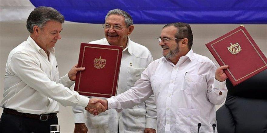 Nobel Barış Ödülü Devlet Başkanı'na