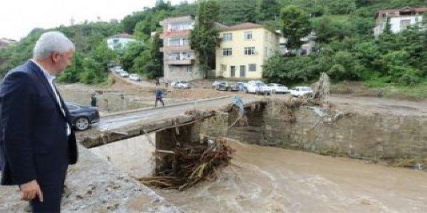 Ordu'ya 27 köprü inşa edilecek