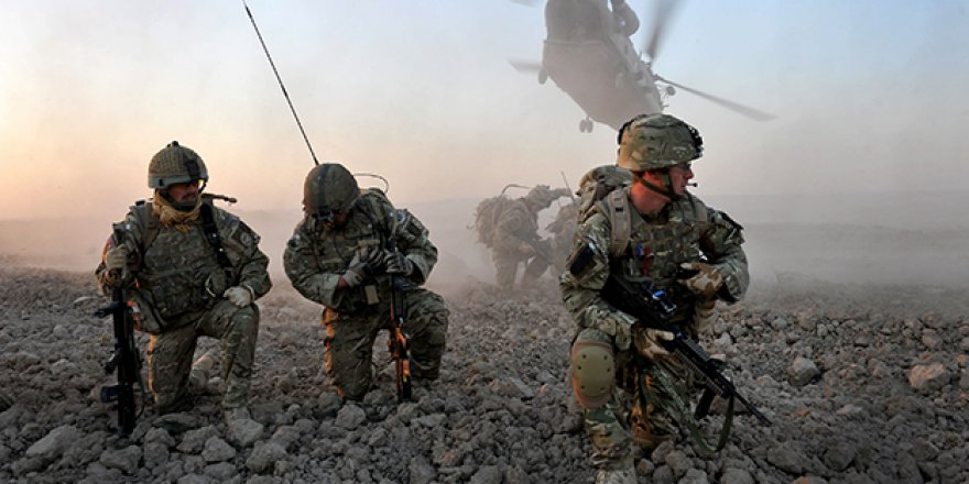'ABD, Afganistan'a girerek dünya savaşını başlattı'