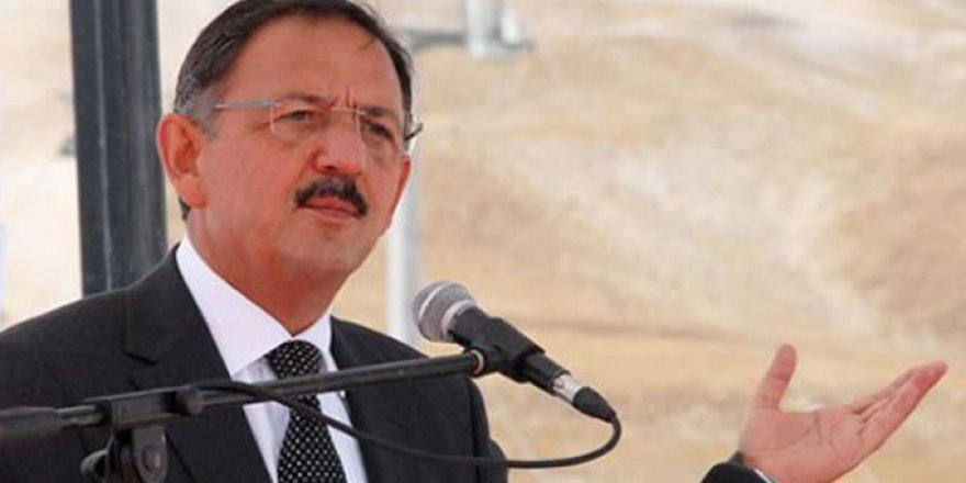 Özhaseki'den belediye başkanlarına fırça: Bu neyin saltanatı? Üç günlük dünyadayız