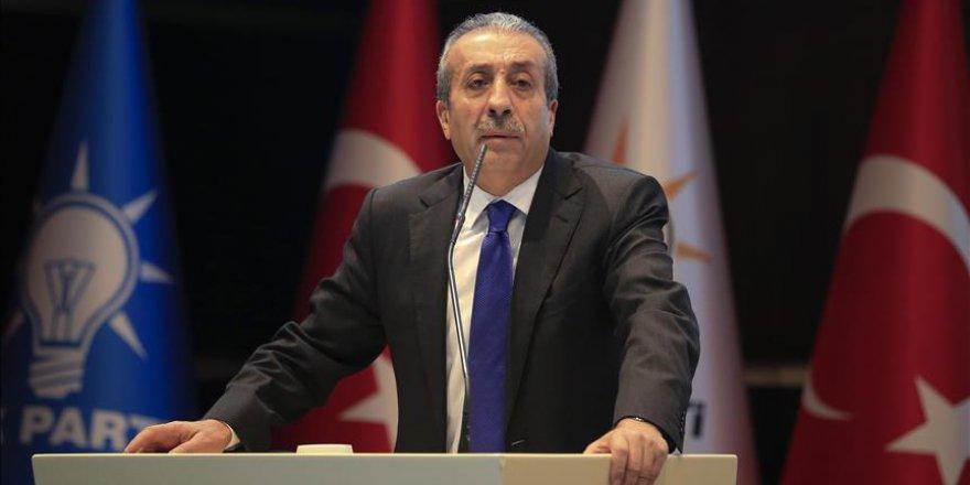 'Türkiye'nin toprağında gözü olanlara asla fırsat vermeyiz'
