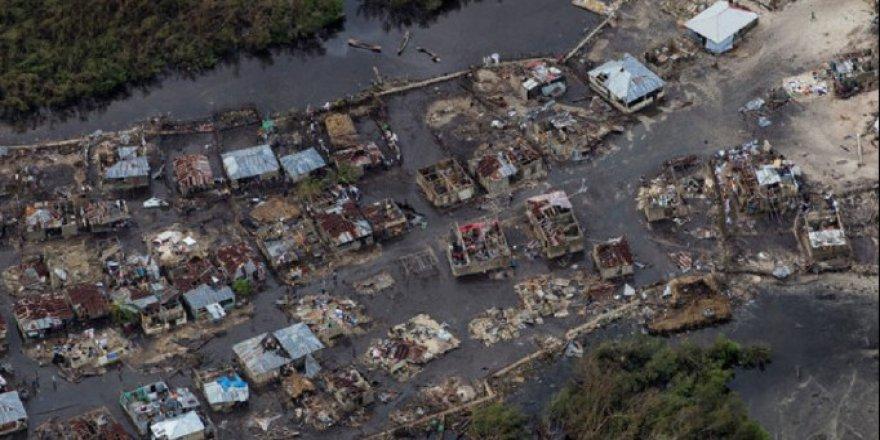 Matthew Kasırgası ABD'de yıkıcı yüzü bir daha gösterdi