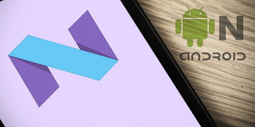 Android Nougat 7.1 ile gelecek yenilikler