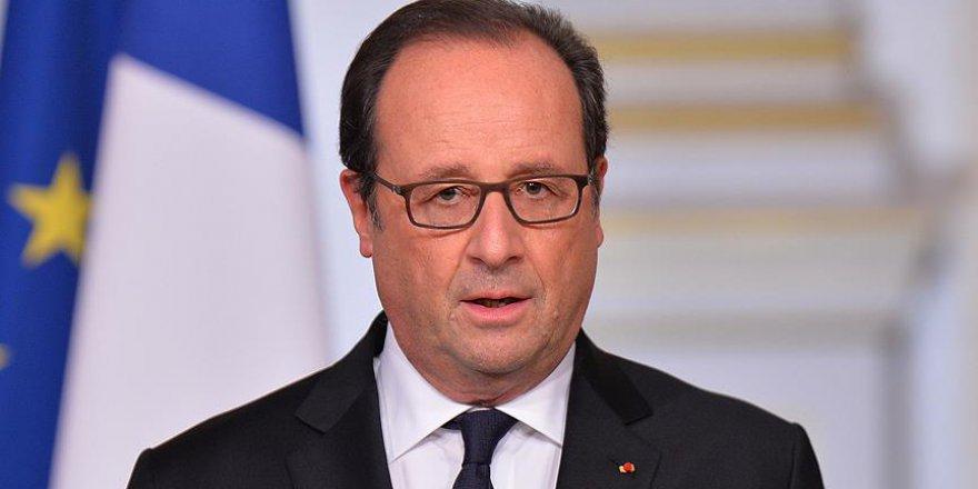 Fransa Cumhurbaşkanı'ndan Suriye tasarısı açıklaması