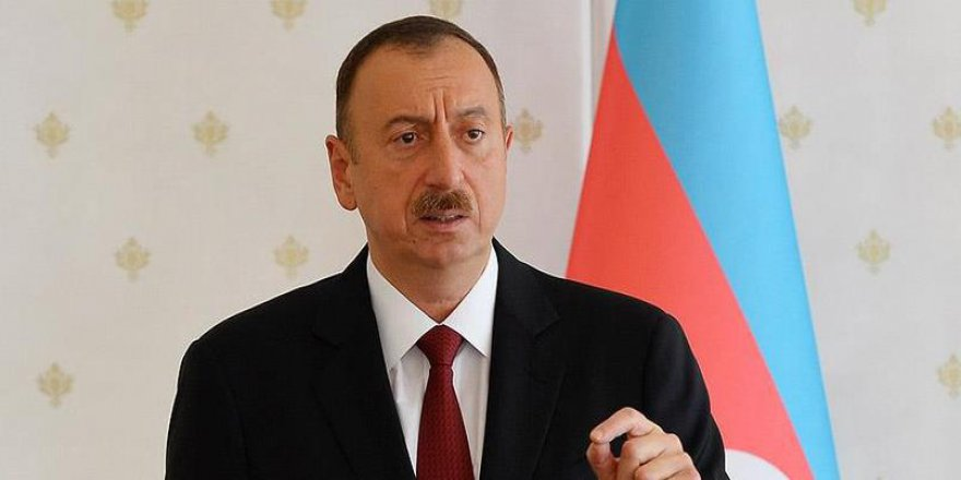 İlham Aliyev, Avrupa'ya 'ağzının payı'nı verdi