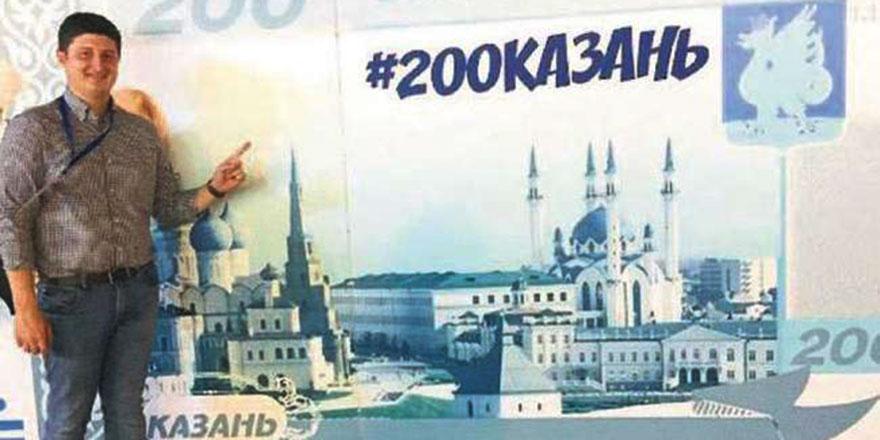 Rus parası Ruble'de cami olacak