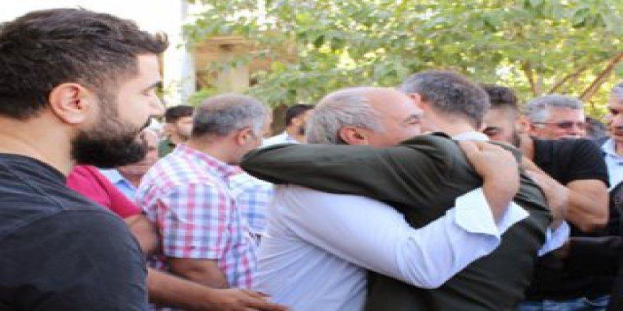 Şehit babası: 'Aynen Hasan'ım gibi kokuyor'