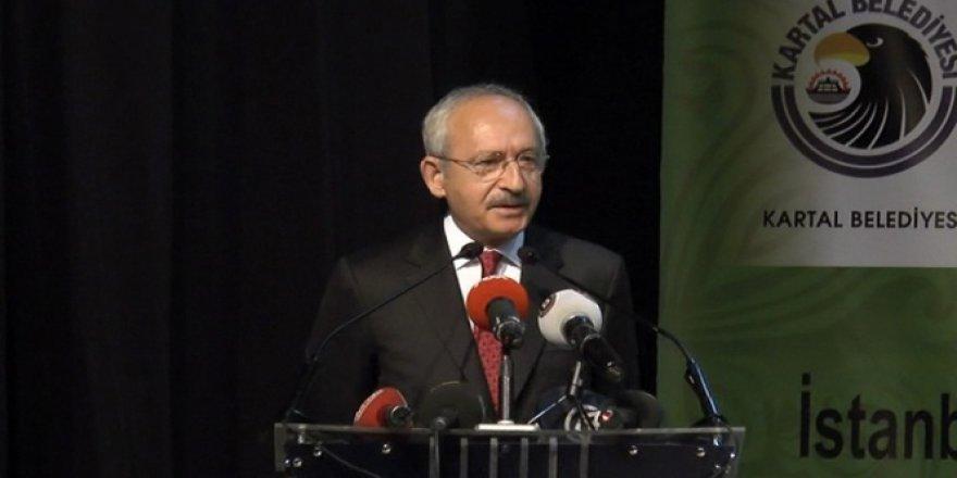 Kılıçdaroğlu,'İslam Dünyasındaki Meseleler ve Çözüm Yolları'nı anlattı