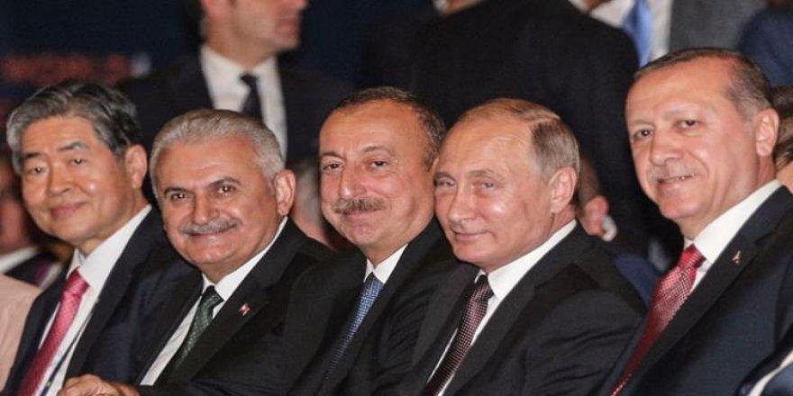 Putin'den İstanbul'da 15 Temmuz Mesajı