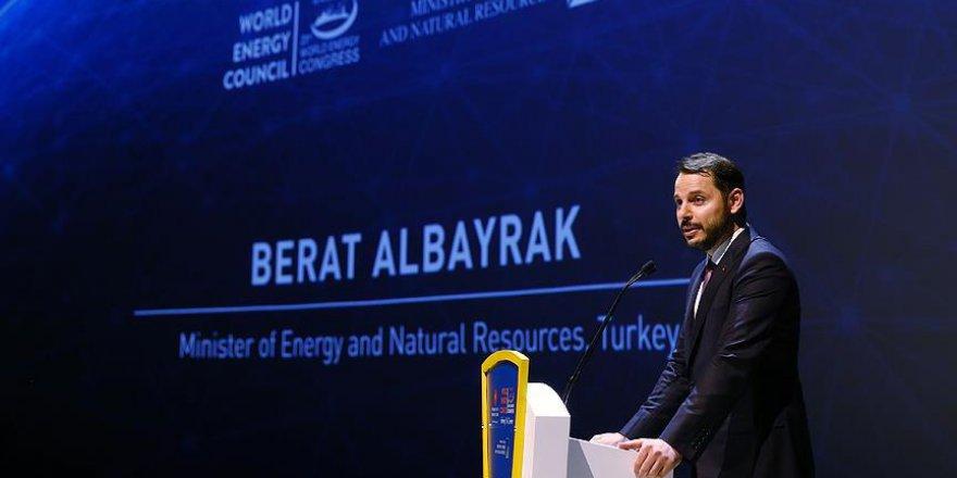 Albayrak: Türkiye dünya ve bölge barışına katkı sağlamaya devam edecektir