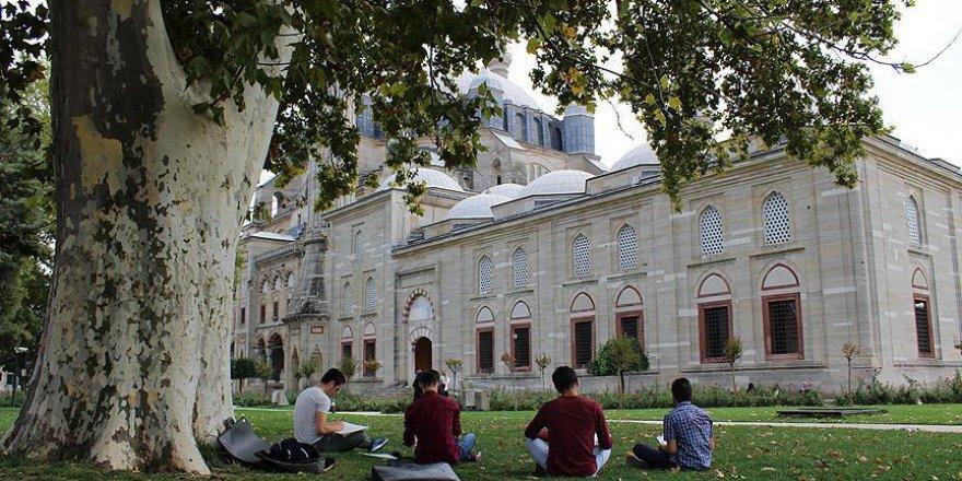 Genç mimar adayları ustalığı 'Sinan'dan öğreniyor