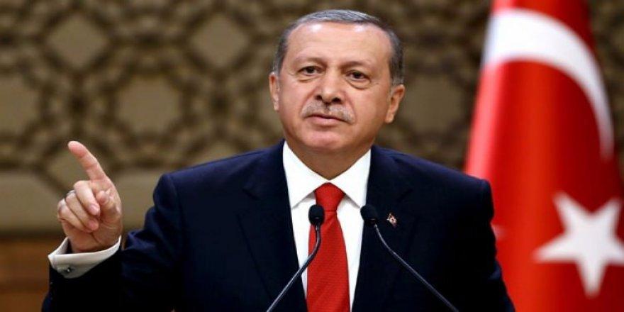 Cumhurbaşkanı Erdoğan'dan ABD'ye FETÖ resti