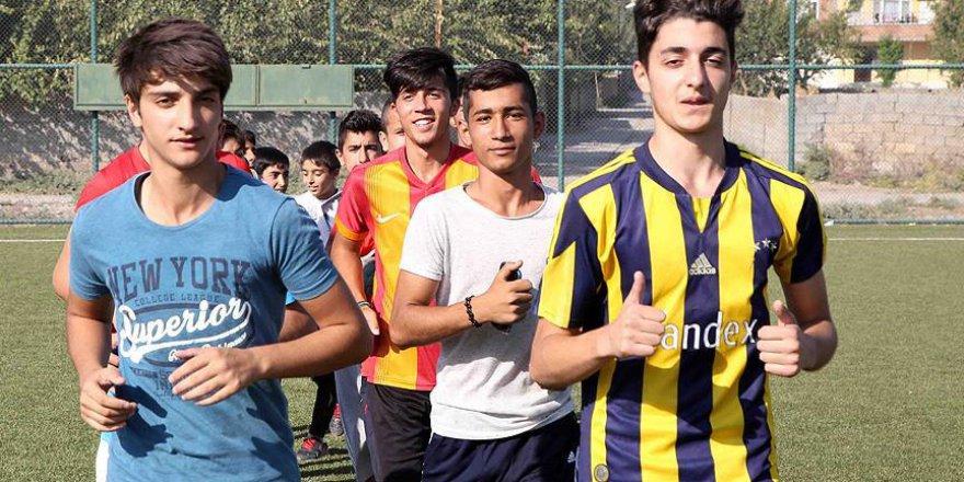 15 Temmuz şehitleri anısına spor kulübü kuruldu