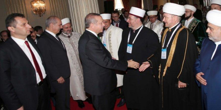 Rusya Müftüsü'nden Erdoğan'a övgü dolu sözler