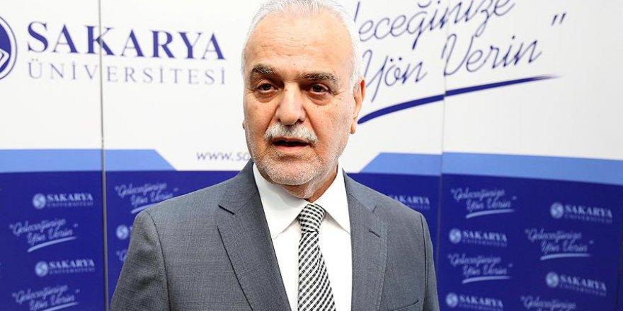 'Türkiye'nin Başika'daki varlığı meşrudur'