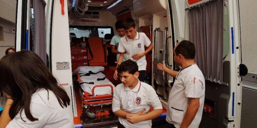 Antalya Okullarında su zehirlenmesi alarmı