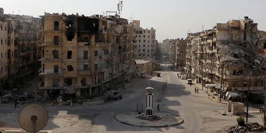 Kuşatma altındaki Halep'te hayat bitme noktasında