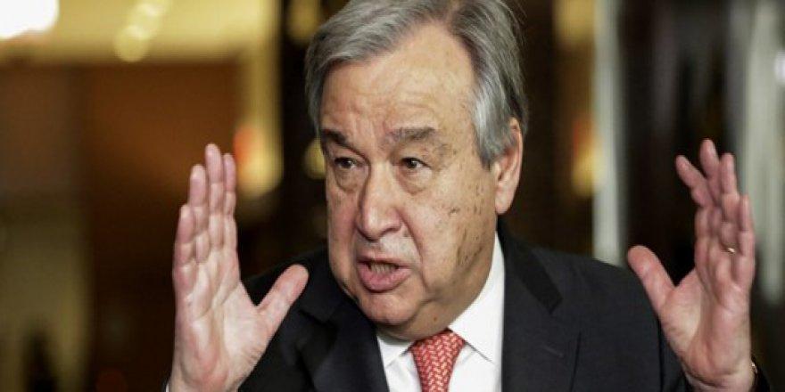 Birleşmiş Milletler'in yeni sekreteri belli oldu