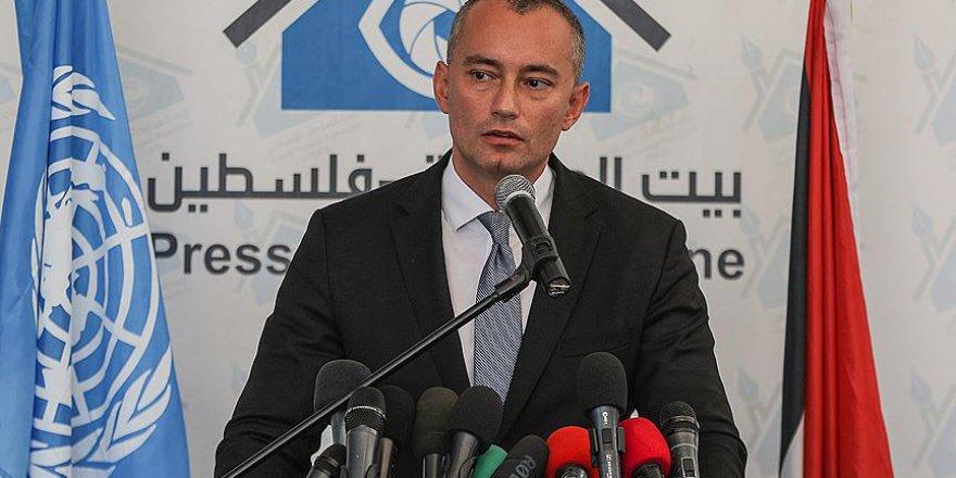 'BM Gazze ablukasının kaldırılmasına tam destek veriyor'