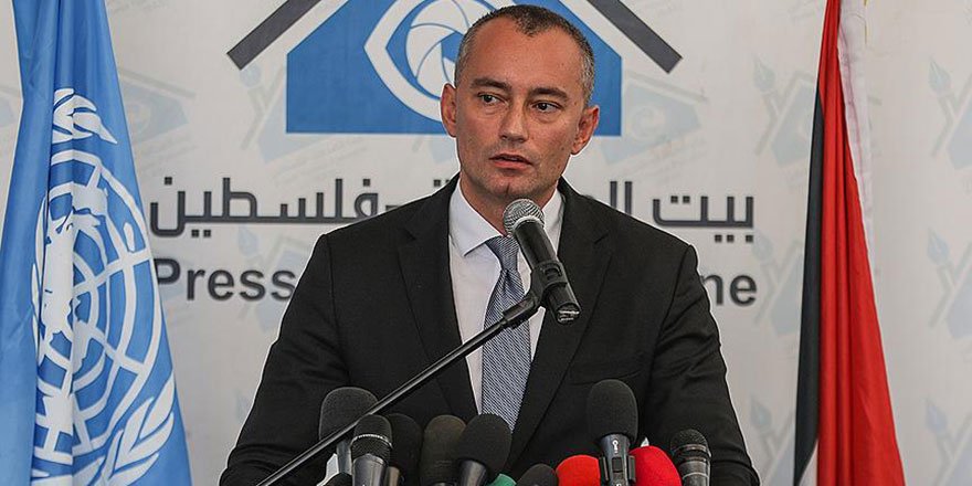 BM Gazze ablukasının kaldırılmasına tam destek veriyor-muş