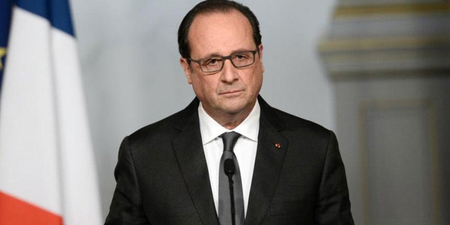 Hollande, en sevilmeyen cumhurbaşkanı oldu