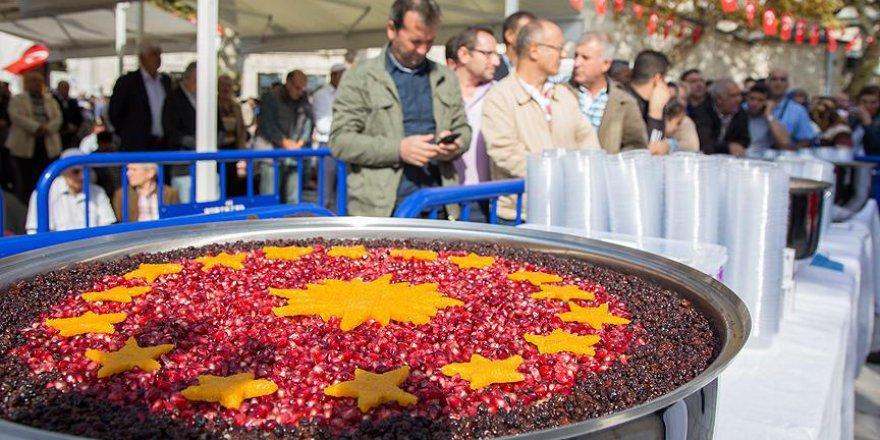 Osmanlı'dan kalan gelenek devam etti