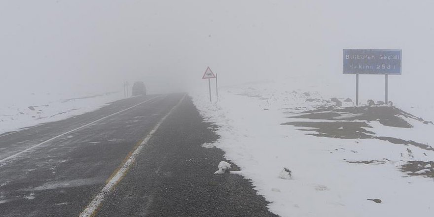 O bölgemizde kar yağışı bekleniyor