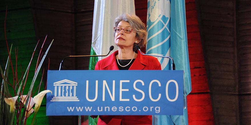İsrail'in UNESCO'daki fedaisi oldu!
