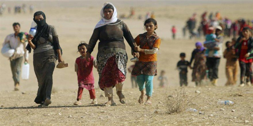 100 bin Iraklı Türkiye'ye kaçabilir