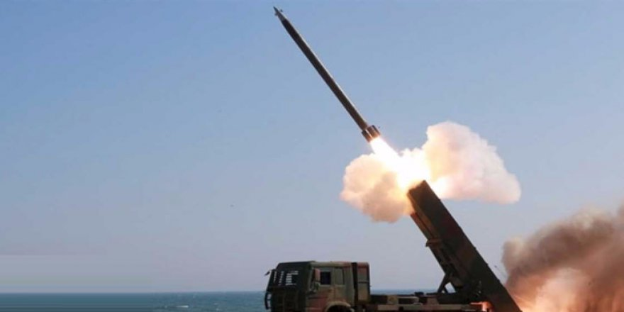 Kuzey Kore başarısız füze denemesi yaptı