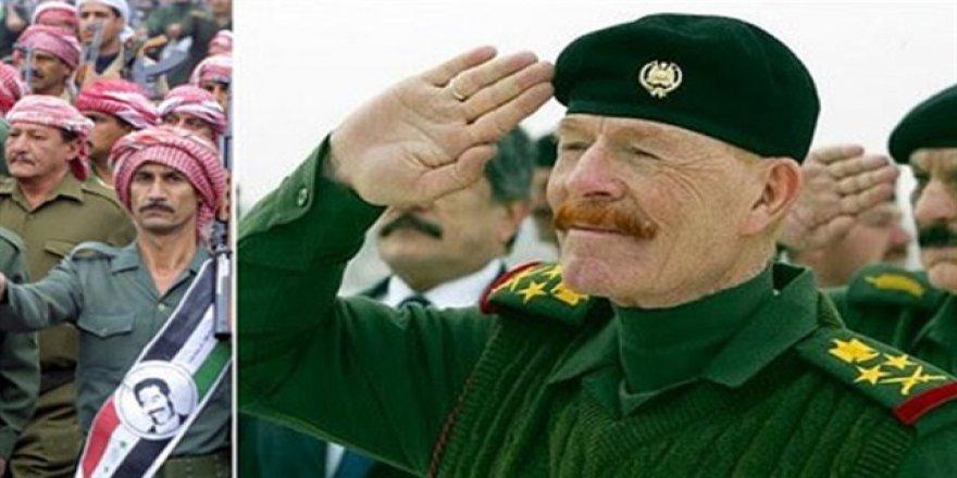 Saddam'ın ordusu terör örgütü DAEŞ ile savaşıyor