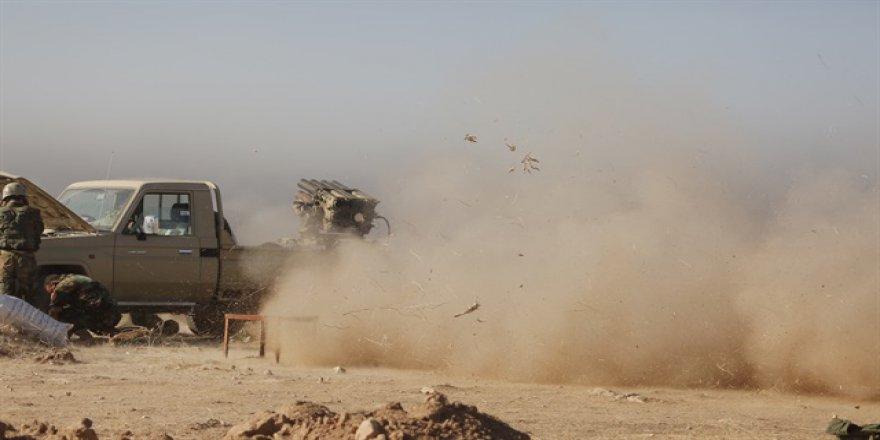 Peşmerge'den Musul'da 4 kayıp
