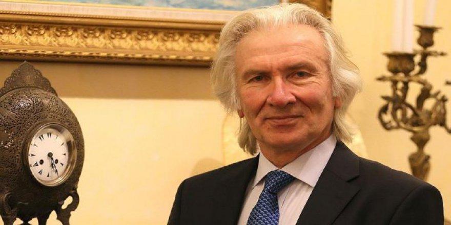 15 Temmuz'da vurulan Büyükelçi Karslıoğlu yaşadıklarını anlattı