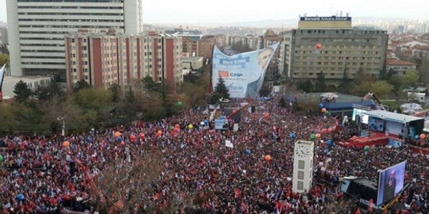 Ankara'da 30 Kasım'a kadar miting ve yürüyüşler yasaklandı