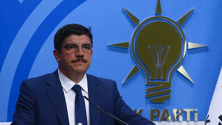 Aktay: AK Partili Kürt kardeşlerimizi kimse yıldıramayacaktır