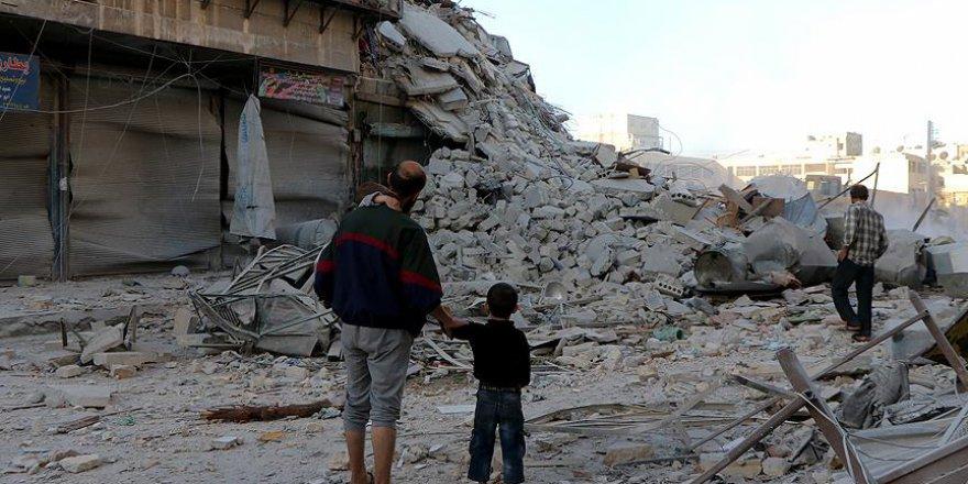 Halep'te Perşembe günü 8 saatlik ateşkes